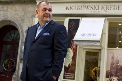 Jerzy Mazgaj, jeden z najlepiej ubranych polskich biznesmenów
