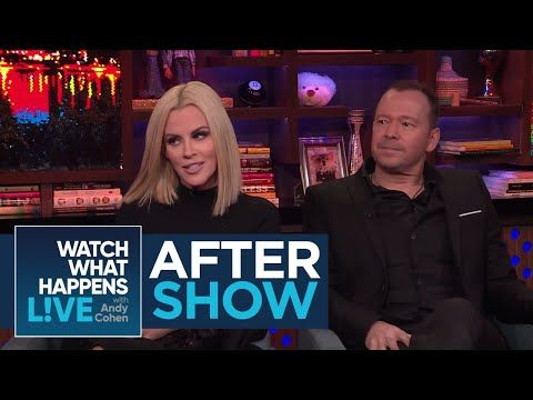 After Show: Do Jenny McCarthy And Donnie Wahlberg Get Jealous? | WWHL - YouTube