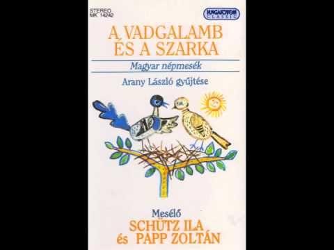 Schütz Ila, Arany László - A szürke ló