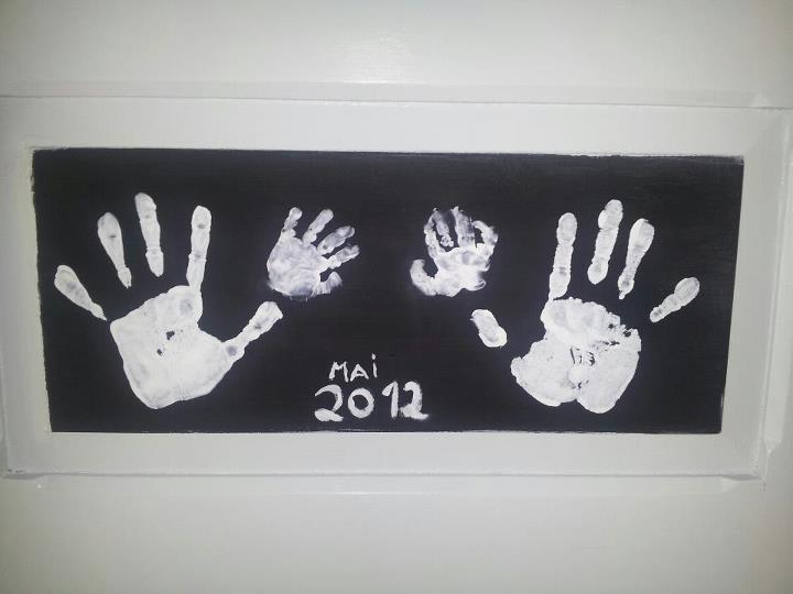 Handprints <3