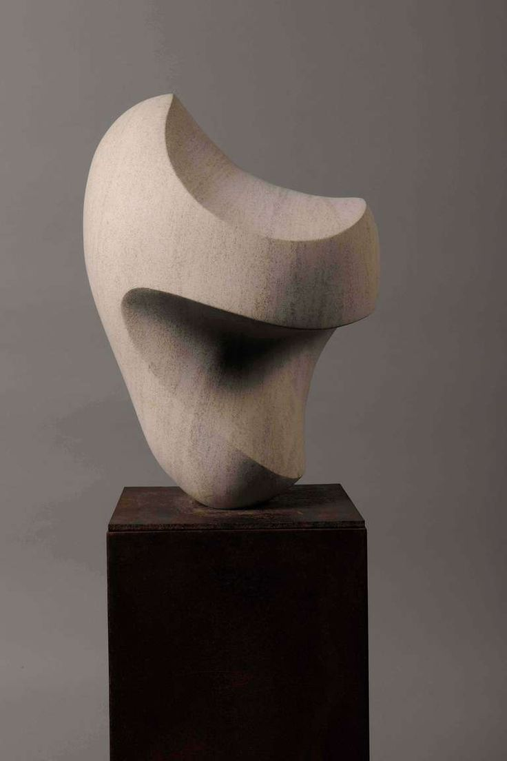 """""""La nuée"""" Abstract Sculpture circa 1980 