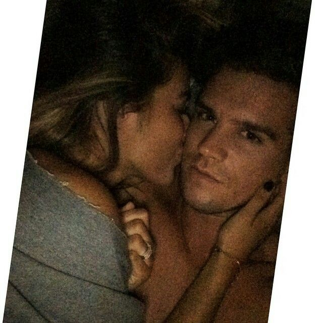 Gaz and Charlotte, one love