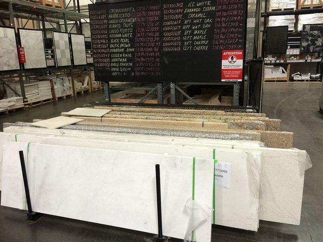 Granite Marble And Quartz Counters From Floor Decor