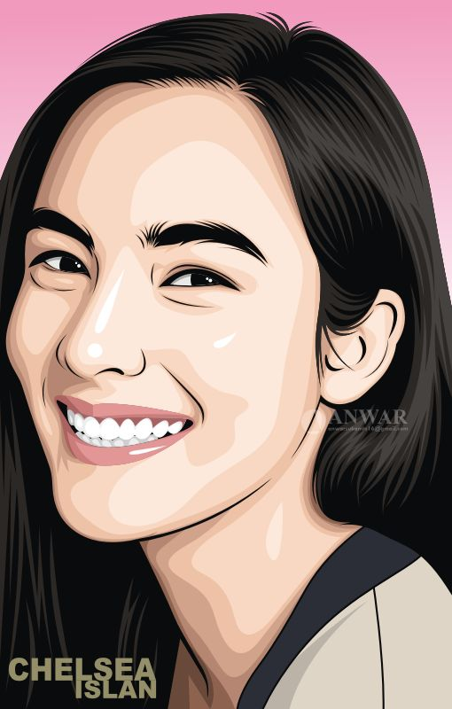 Chelsea Islan by anwarsz on DeviantArt