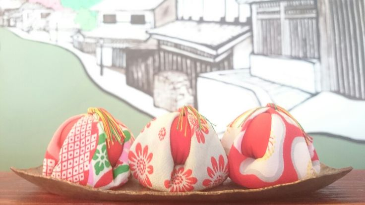 빨강 만두