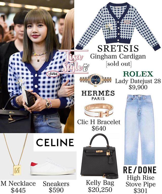 Lisa Style Lisasweetgirl Style Fotos E Videos Do Instagram Kpop Fashion Outfits Korean Outfits Korean Girl Fashion