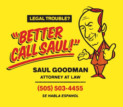 Better Call Saul Breaking Bad Spin-off
