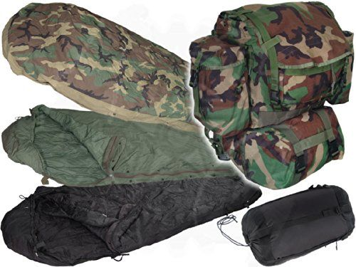 MOLLE II Woodland Camo Standard Pack w/ Sustainment Pouches  Goretex MSS Sleeping Bag System For Sale https://besttacticalflashlightreviews.info/molle-ii-woodland-camo-standard-pack-w-sustainment-pouches-goretex-mss-sleeping-bag-system-for-sale/
