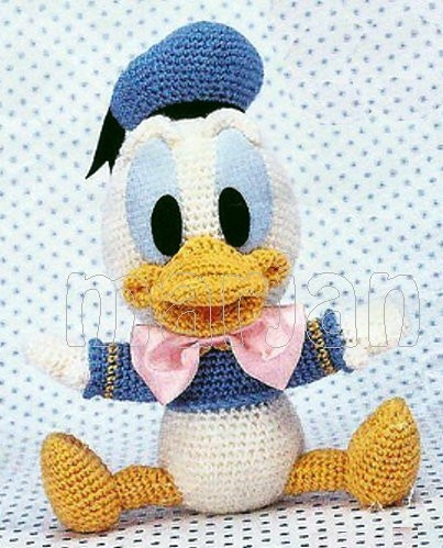 Baby Duck Hat Knitting Pattern : 1000+ images about T~I~N~Y~ ~C~R~O~C~H~E~T (Amigurumi) on Pinterest