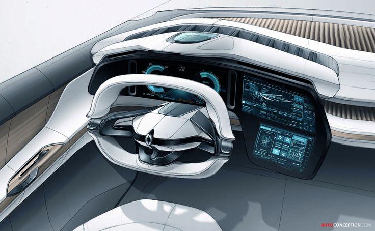 Renault 'SYMBIOZ' Concept Merges Car Design with Architecture