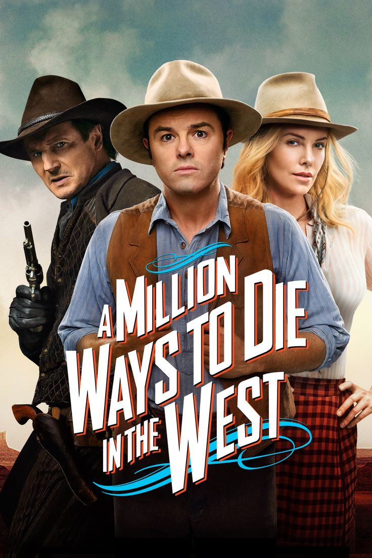 A Million Ways to Die in the West (2014) FULL MOVIE. Click images to watch this movie