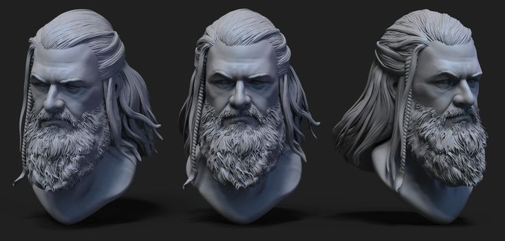Weekly personal study. Black sails inspired sculpt , not 100% like the reference but it served its purpose.