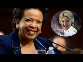 BREAKING: After Sabotaging Hillary New FBI Case, Loretta Lynch Did Something SICK to USA… - YouTube