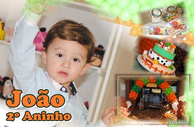 Patrick Bianchi - Fotografia: João - 2º Aninho (Amanda e Lincoln) - Ribeirão do Pinhal-PR