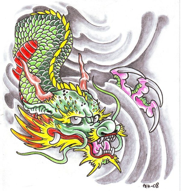 1000+ Images About Oriental Tattoo Flash On Pinterest