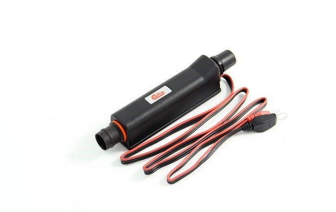 Nabíječka baterie BC60 nabízí pohodlné dobíjení akumulátoru předehřevu motoru. Napětí této nabíječky je 12V.