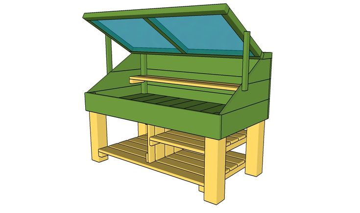 Potting Bench With Sink Plans Howtospecialist How To Build Step By Step Diy Plans Garden