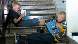 El secreto de uno de los mejores sistemas educativos del mundo --   Niños en una escuela de Finlandia