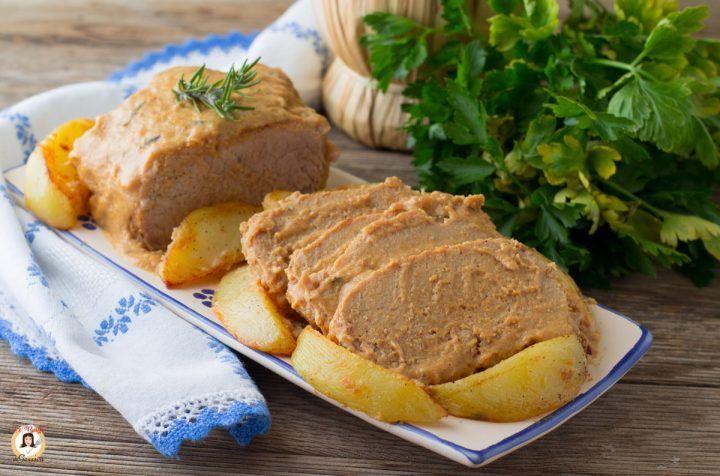 Lonza Di Maiale Alla Senape Ricetta Arrosto In Padella Food Food And Drink Cooking