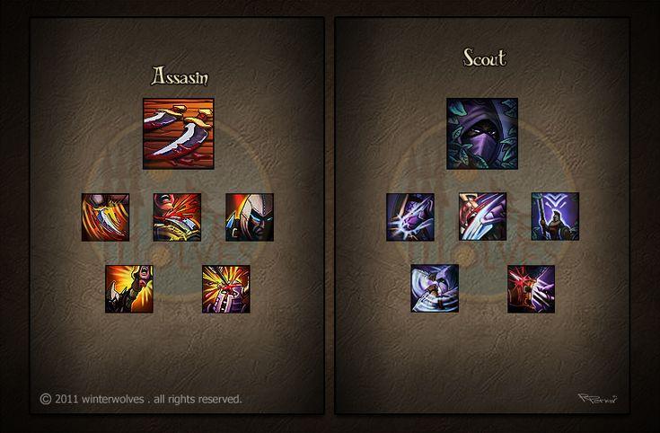 Class_Icons_004 by gafana.deviantart.com on @DeviantArt