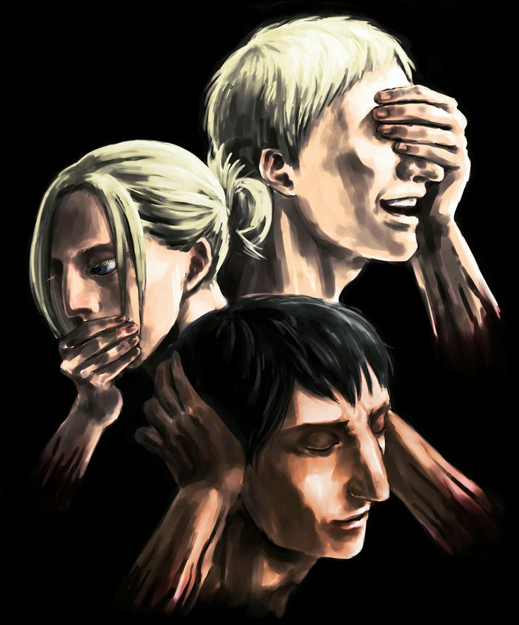 Hear No Evil, See No Evil, Speak No Evil... ~ Artist ~ ままのふわふわ