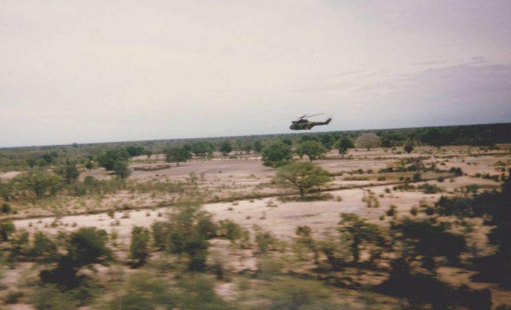SAAF Puma (Giant) Owamboland