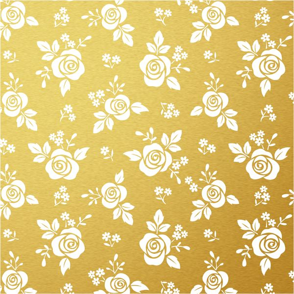 Scrapbook Paper- Black White and Gold leaf - Page 5 of 7 - Free Pretty Things For You