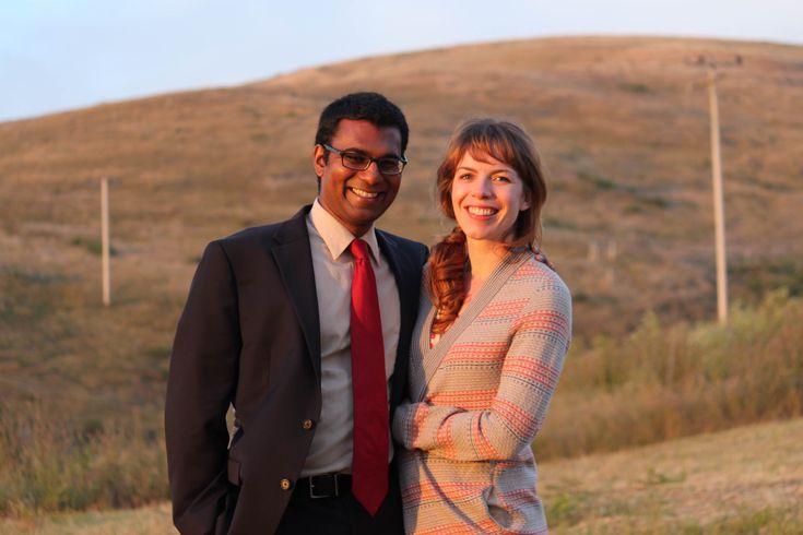 Paul Kalanithi and Lucy Goddard Kalanithi