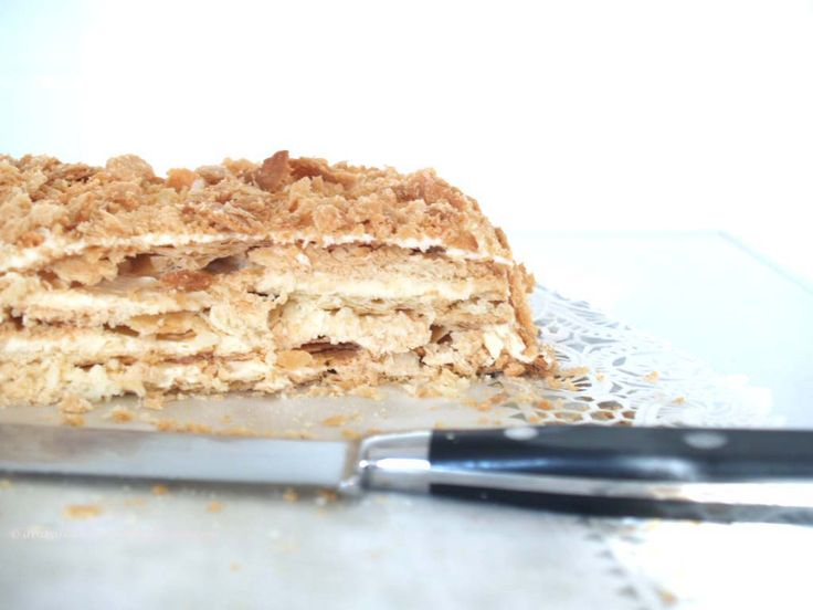 Arabafelice in cucina!: Napoleone