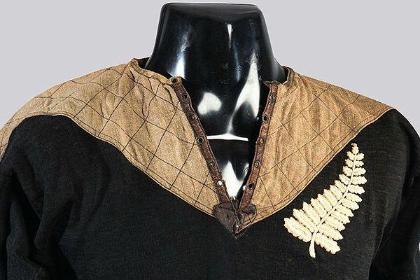 Una camiseta de los All Blacks de 1905 fue subastada por 275 mil dólares