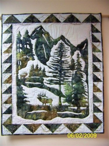 Wildlife Quilting Patterns From Willow Bend Creations