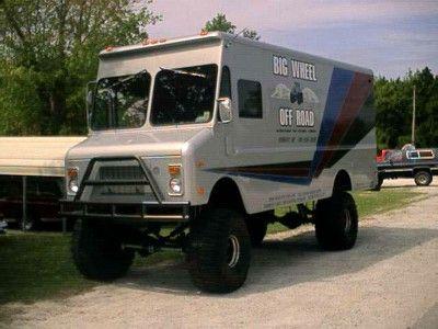 Van Of The Month Mill Supply Inc Step Van 4x4 Van
