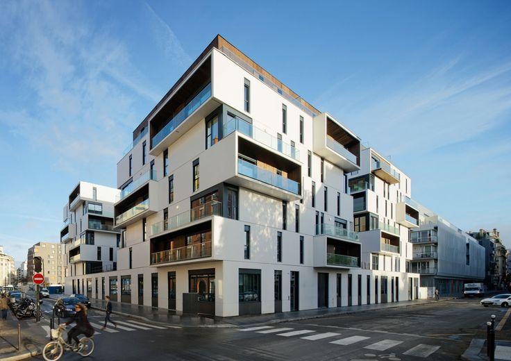 ZAC Boucicaut | Paris | Ameller, Dubois & Associés Architectes