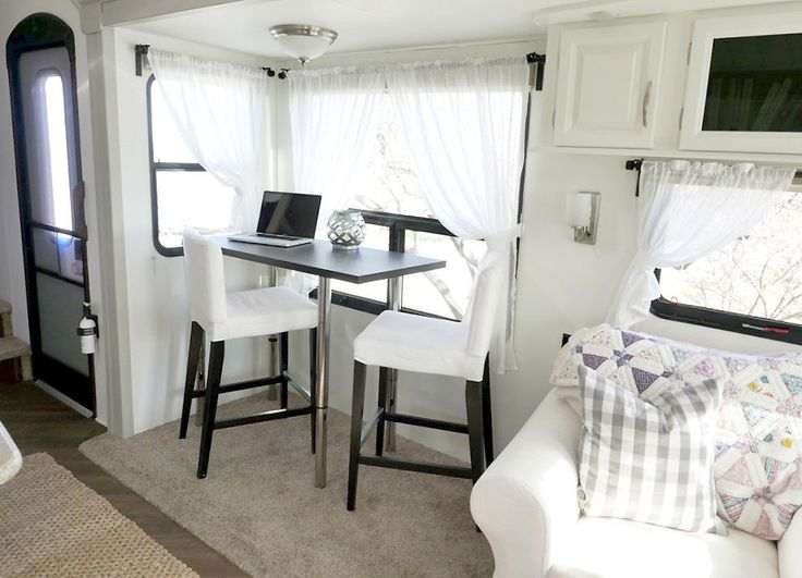 Top RV Hacks, Remodel, Renovation U0026 Makeover That Make Living An RV Is  Awesome (42)