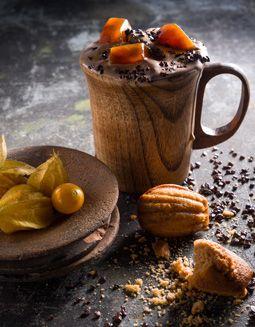 Callebaut - Chilly Choffy - http://www.callebaut.com/plpl/receptury/czekoladowe-drinki/chilly-choffy  #callebaut #czekoladadopicia #czekoladanagoraco #hotchocolate