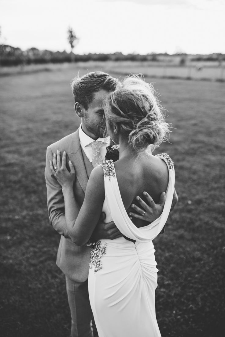 Real Bride <3 Wearing Eliza Jane Howell, Mary. Eliza Jane Howell Bridal gowns are available at The Tailor's Cat, Cambridge 01223 366700