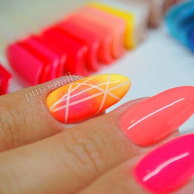 Neon 777 PROnail and 504 PROnail @procosmetics.pl   Power of color  #nailart #nailsoftheday #nails2inspire #neonsign #nailswag #instanail #hybrydnails #hybrydymanicure #beautifulnails #awesome #paznokciehybrydowe #pazurki #paznokietki #rozowepaznokcie #rosenails #piekne #polskadziewczyna #nailprodigy #naildesigns4all #neonowepaznokcie #energy #kolory #kolorowo #piekne #wow #neonpigments