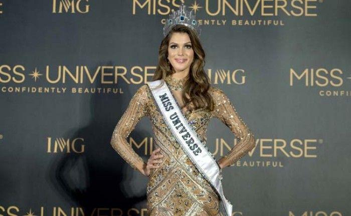 7 lesser known facts about miss universe 2017 winner iris mittenaere