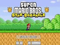 Super Mario Bros Star Scramble - Juegos Mario Bros