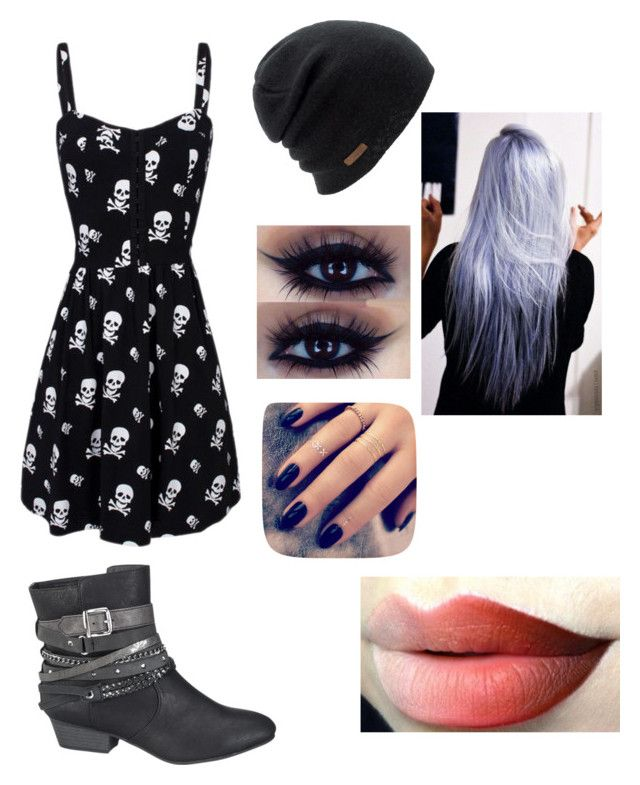 """Untitled #66"" by weird-fangirl on Polyvore featuring maurices, Coal and Lottie"