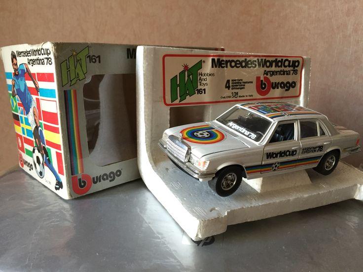 Mercedes 450 SEL WorldCup Argentina '78
