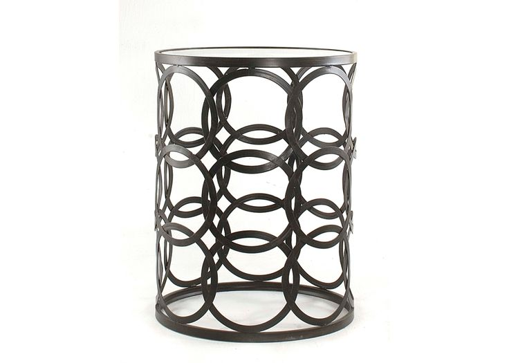 Antoinette Table - simplicity and elegance in this contemporary and stylish barrel table