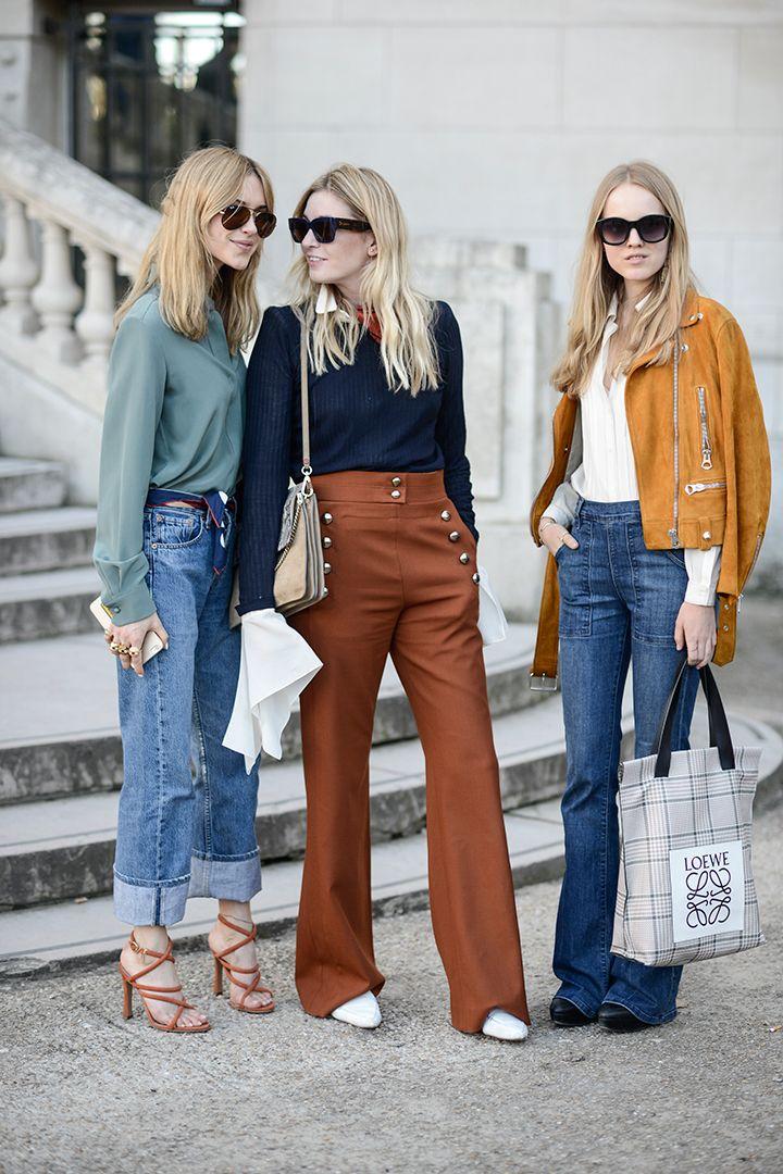 Street style en París - Grazia