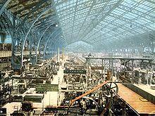 Den industrielle revolution - Wikipedia, den frie encyklopædi