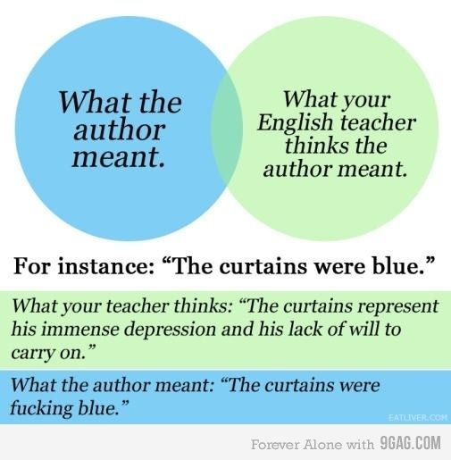 LOL!: High Schools English, Ap English, Book, English Teacher, Funny, English Class, So True, Language, True Stories