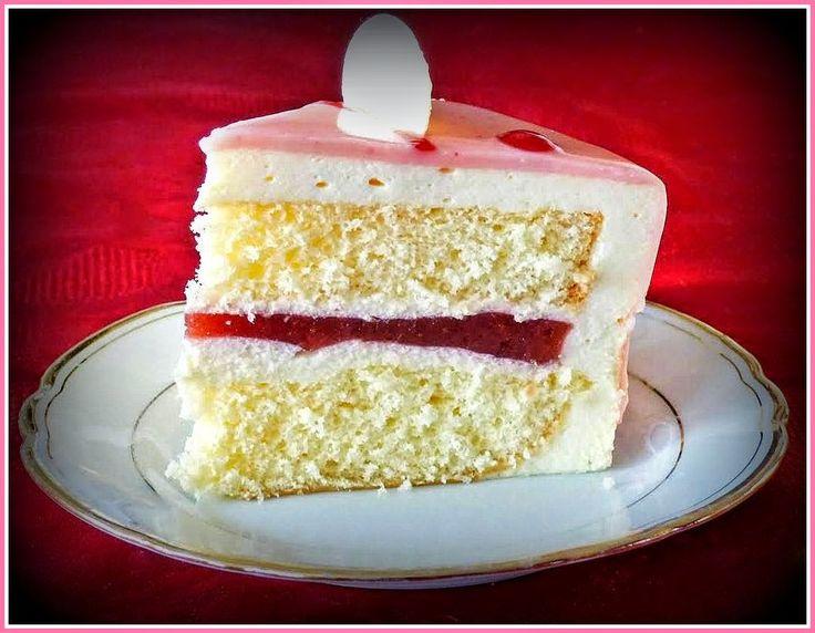 Diese Torte habe ich noch im Winter für eine liebe Freundin gebacken. Als ich sie an einem kalten grauen Tag fertiggestellt habe, dachte ...