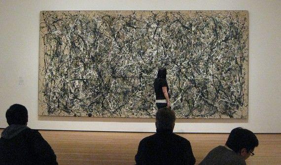 КОМПЬЮТЕРНЫЕ АЛГОРИТМЫ В МИРЕ ИСКУССТВА. БУДУЩЕЕ.В 1999 г. Ричард Тейлор, физик из Университета штата Орегон, впервые обнаружил скрытые математические модели в известных картинах Джексона Поллока. Это...