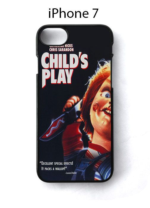 Child's Play Horror Movie iPhone 7 Case Cover - Cases, Covers & Skins