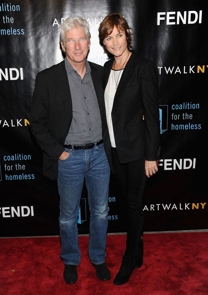 Richard Gere And Carey Lowell Wedding 164 best images about ...