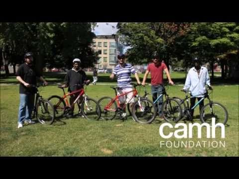 Thanks to Gifts of Light's Client Comfort Fund program, CAMH patients were able to take to the outdoors!